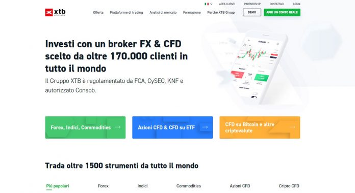 XTB Forex Experience 2020